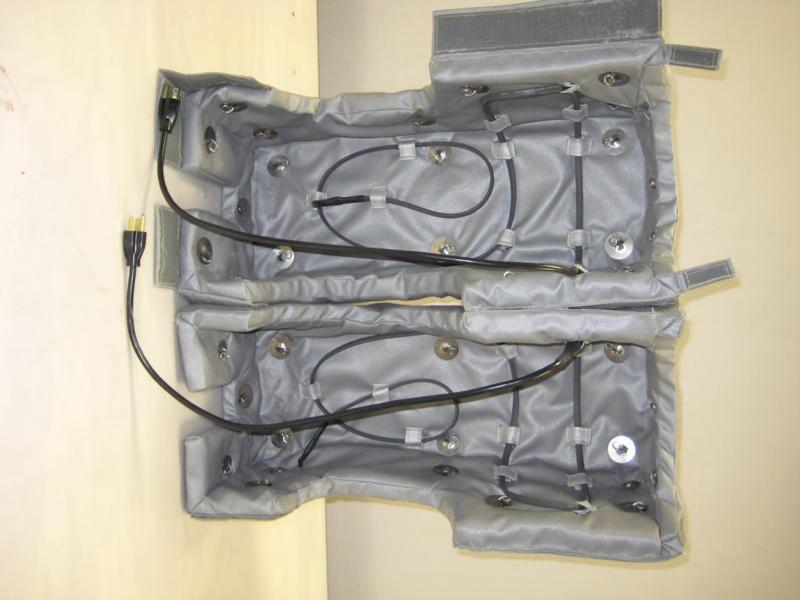 Covers with Heating Elements
