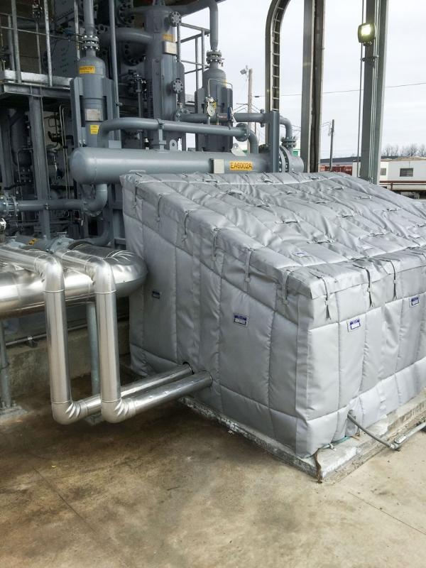 Panel System Insulation Covers