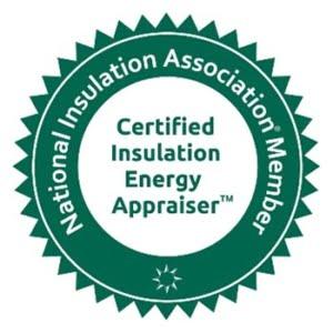 energy savings Certified Insulation Energy Appraiser