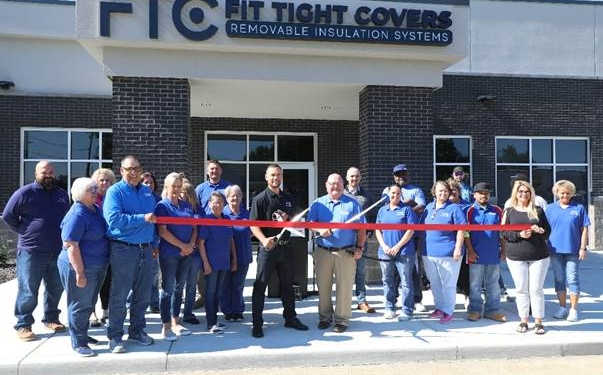 Fit Tight Covers New Headquarters